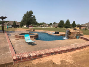 FLETCHER POOL EXTRA DECKING OPTION 003 Preview