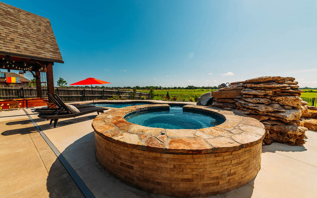 Gunite Pools Tulsa