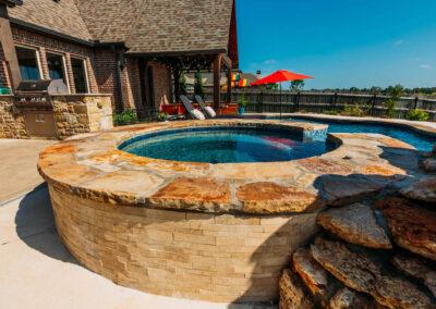 Tulsa Pools Sierra Pools 8