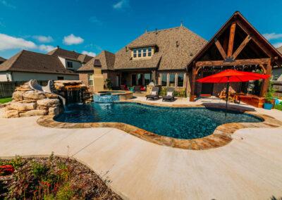 Tulsa Pools Sierra Pools 9